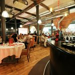 The Engine Shed Restaurant, Derby