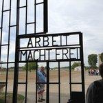 Entrance Gate at Sachsenhausen