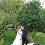 le 07 septembre 2013 mariage : dans le jardin d 'hiver