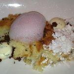 Dessert - Around Iceland Menu