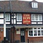 The Hope Pub, West Street Carshalton