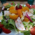 salade sucré salé