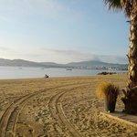 Strand 2 x täglich gesäubert