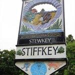 Leaving Stiffkey - boo hoo!
