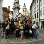 Our August 25th afternoon tour group