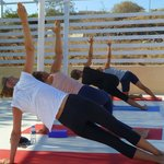 Santorini Yoga Retreat August 2013