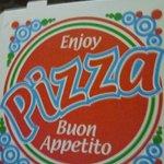 Der freundliche Pizzakarton