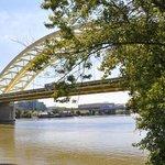 Ohio River (Cincinnati side)