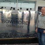 Outside Bowmore