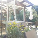Little Pengelly tea room