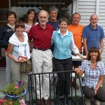 Our group at the Seacost Inn