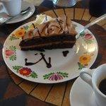 caffe e torta