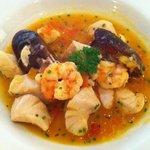 Moqueca de frutos do mar (seafood moqueca)