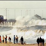 We have many pictures of Huntington Beach storms
