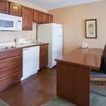 Guestroom Kitchenette