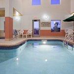 Indoor Pool/Spa Area