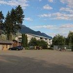 motel en terrein