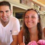mustafa and my daughter
