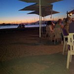 Es Puento Restaurant - On the beach by hotel