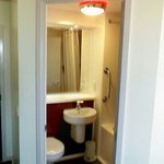 Clever slot in all in one bathroom unit!