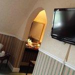 Zimmer TV, Wifi, Wasserkocher, Ankleide