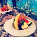 Boule de Glace et ses fruits frais