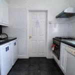 Ground Floor kitchen 2013