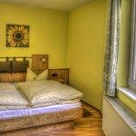 Schlafzimmer in unserem Apartments