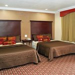 DOuble Queen bedded room