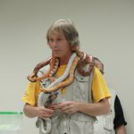 Snakes Alive! Show (extra fee, but worth it)