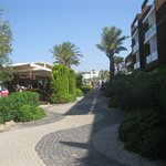 The Boardwalk - towards Cemre