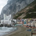 View from Catalan Bay