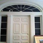 the door to TARA!