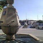 La fontaine des Six Canons