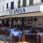 Restaurante EL ANCLA - PORT de CIUTADELLA - MENORCA