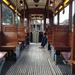fun in the tram