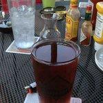 Blackberry Pear Cider
