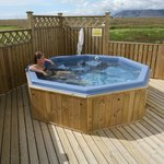 The geothermal hot tub