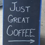 Just Great Coffee
