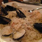 my seafood meal was yummy