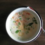 potato/corn chowder