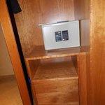placard y caja de seguridad