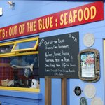 Out of the Blue Seafood - Dingle, IE