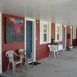 Ground floor (gf) singles exterior