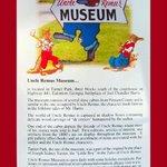 Museum Flier