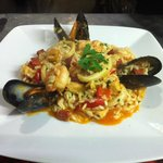 Seafood risotto !