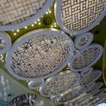 Lobby Ceiling at Grand Lisboa