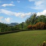 Santi Chedi garden