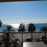 balcony sea view room