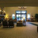 Harbor Inn Lobby